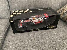 New listing Minichamps 1:18 Lewis Hamilton World Champion Model