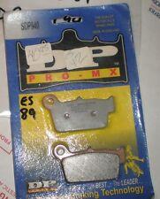 (ES-89)  NOS SDP940 DP Pro MX Brake Pads Yamaha 03 YZ, WR