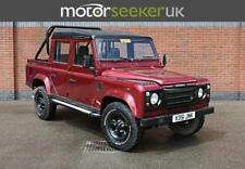 Land Rover Defender 4 Doors Cars