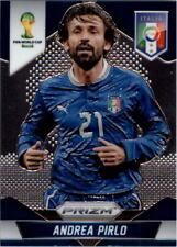 2014 Panini Prizm World Cup #128 Andrea Pirlo - Italia / Italy - Base Card