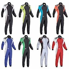 OMP KS-3 Kart/Karting Race/Racing Suit-CIK-FIA Level 2 Approved