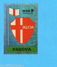 PANINI CALCIATORI 1989/90-Figurina n.439- SCUDETTO - PADOVA -NEW