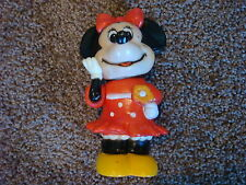 MINNIE MOUSE Vintage Disney Plastic Bank