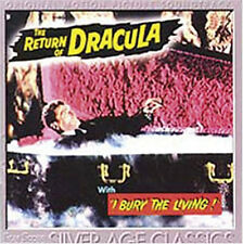 Gerald Fried 2CD Set: The Return of Dracula  SOUNDTRACK