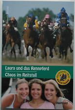 Bonnie Bryant : Laura und das Rennpferd - Chaos im Reitstall / Reiterhof-Trio