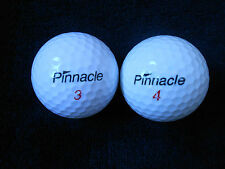"20 PINNACLE  - ""BLACK FLASH""  -  Golf Balls - ""PEARL/A"" Grades."