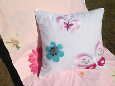 Embroidered Guestroom Square Decorative Cushions & Pillows