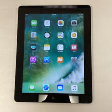 Apple iPad 4 - 16GB - Black (Wifi) (Read Description) EC1181