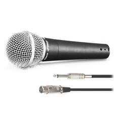 "NEW Dynamic Microphone.Karaoke Performance Mic.Stage Singing.1/4"".15ft cable"