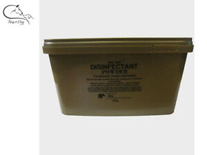 Gold Label Disinfectant Powder Stable Cleaning Fresh Horse Pony FREE P&P