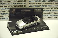 VOITURE OPEL DESIGNER SERIE N°126 ASTRA F CABRIOLET BERTONE  IXO EAGLE MOSS 1/43