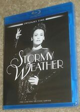 STORMY WEATHER LIMITED EDITION TWILIGHT TIME BLU-RAY, NEW & SEALED, LENA HORNE