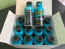 5 Hour Energy Extra Strength, Blue Raspberry (Lot of 12, Exp 7/21, 1.93 oz)