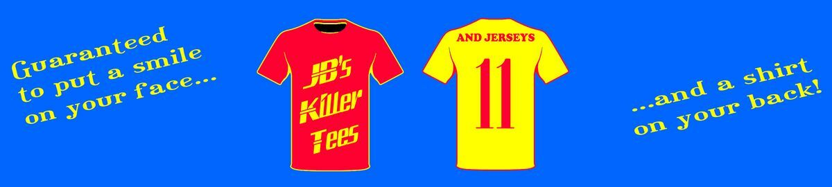 JB's Killer Tees & Jerseys
