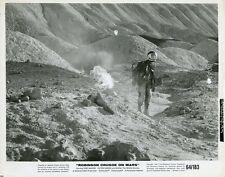 PAUL MANTEE VICTOR LUNDIN ROBINSON CRUSOE ON MARS 1964 VINTAGE PHOTO ORIGINAL #4