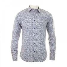 Diesel Cotton Regular Collar Casual Shirts & Tops for Men