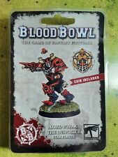 Blood Bowl Lord Borak the Despoiler Star Player Forge World Sealed New