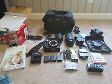 Canon EOS Rebel T5 1200D 18MP EF-S Body Full HD 1080p Video Digital SLR Camera (