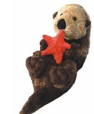 8 Inch Mini Flopsie Otto Sea Otter Plush Stuffed Animal by Aurora