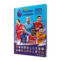 Panini 2020-21 English Premier League Soccer Limited Edition Hard Cover Album