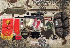 AK74 custom aeg airsoft full metal Russian bundle!