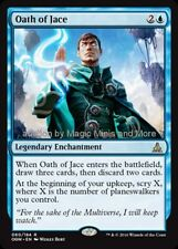Oath of the Gatewatch ~ OATH OF JACE rare Magic the Gathering MtG card