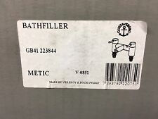 Gustavsberg Metic bath filler gb41223844 made by Villeroy & Boch
