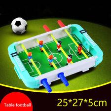 Funny Tabletop Foosball Table- Portable Mini Table Football / Soccer Game Set