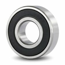 UNIVERSAL HCH BRANDED RUBBER SEALED BALL BEARING SIZE 6207 - 2RS 1ST CLASS POST