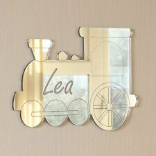 Personalised Train Door Name Plaque Boy or Girls Bedroom Room Sign