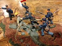 Conte Civil War Lions of the Round Top 59001 Troiani 20th Maine Little Round Top