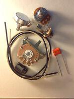 Quality US Spec Wiring Harness Upgrade Kit for Telecaster .047uf Orange Drop Cap