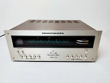 Vintage Marantz Model 120 AM / FM Stereo Tuner c. 1972 - Tested - E22521b
