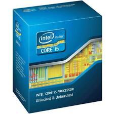 Intel Core i5-2500 Quad-Core Processor 3.3 GHz 6 MB Cache LGA 1155 **BRAND NEW**