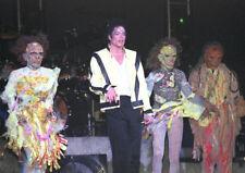 MICHAEL JACKSON PHOTO UNRELEASED 12 INCH X 8 INCHES THRILLER 1996 UNIQUE GEM