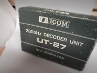 ICOM UT-27 2805Hz DECODER UNIT