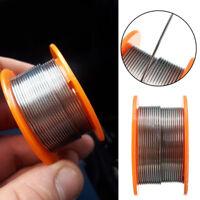 1mm Rosin Core Solder 63/37 Tin Lead Line Welding Flux Soldering Iron Wire Reel