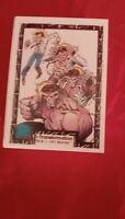 THE INCREDIBLE HULK 1991 MARVEL COMPLETE BASE CARD SET 1-90 NM