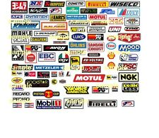 1/18 Diorama decal  sheet For Shop Garage Accessories By A608.,.