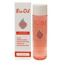 Bio Oil for Skin SCARS STRETCH MARKS UNEVEN SKIN TONE 200 ml/6.7 Oz., USA Seller