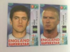 Panini World Cup England Football Trading Cards