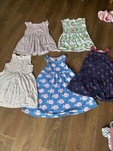 5 Girls Dresses Age 4-5 Yrs