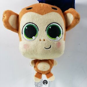 Little Tikes-Little Baby Bum: Mini Plush.mac the monkey-press tummy sings a song