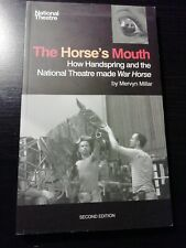 Millar: The Horse's Mouth. How handspring & the National Theatre made War Horse