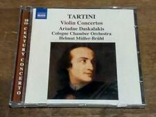 Tartini - Violin Concertos - Ariadne Daskalakis CD