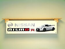 Nissan Nismo GT-R Banner Car Show Garage Workshop Display sign