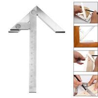 4'' Centering Square Precision Gaging Center Gauge Round Bar Marking Finder