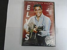 741914100263Elvis - The Complete Story (DVD, 2000) Brand New