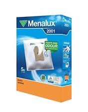 5x Menalux 2001 Duraflow 5 Sacchetto aspirapolvere 1 Microfiltro per Bosch