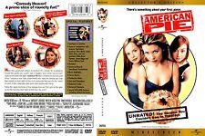 American Pie - Collector's Edition - Widescreen ~ DVD - Jason Biggs